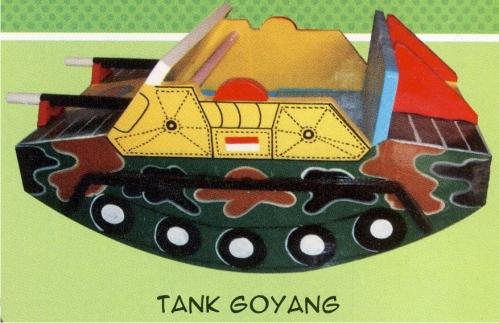 tank goyang