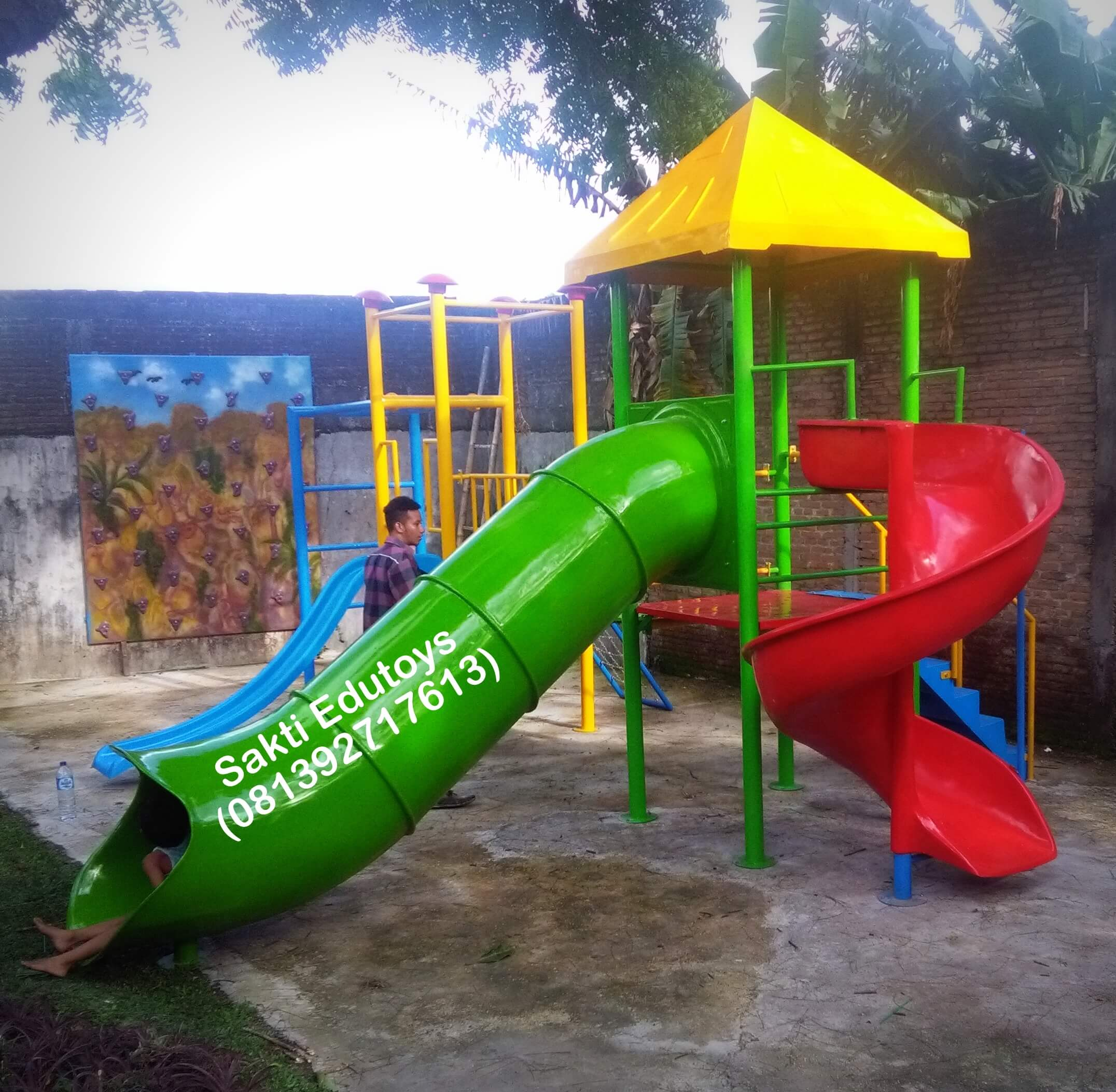 jual playground jakarta