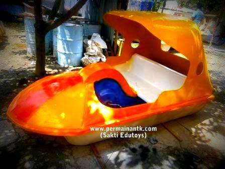 jual sepeda air perahu murah
