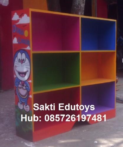 Loker Mainan Doraemon