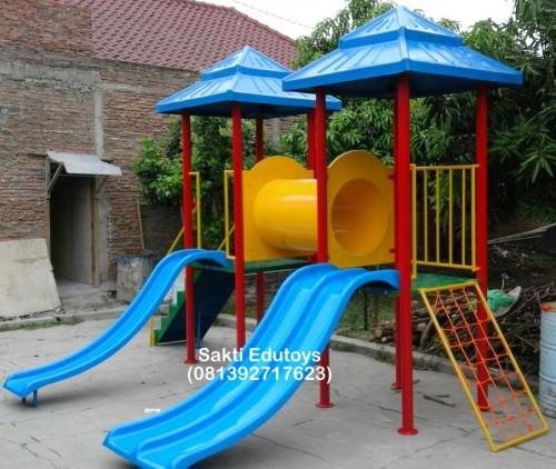 jual playground outdoor harga murah di jogja, malang, magelang, kudus