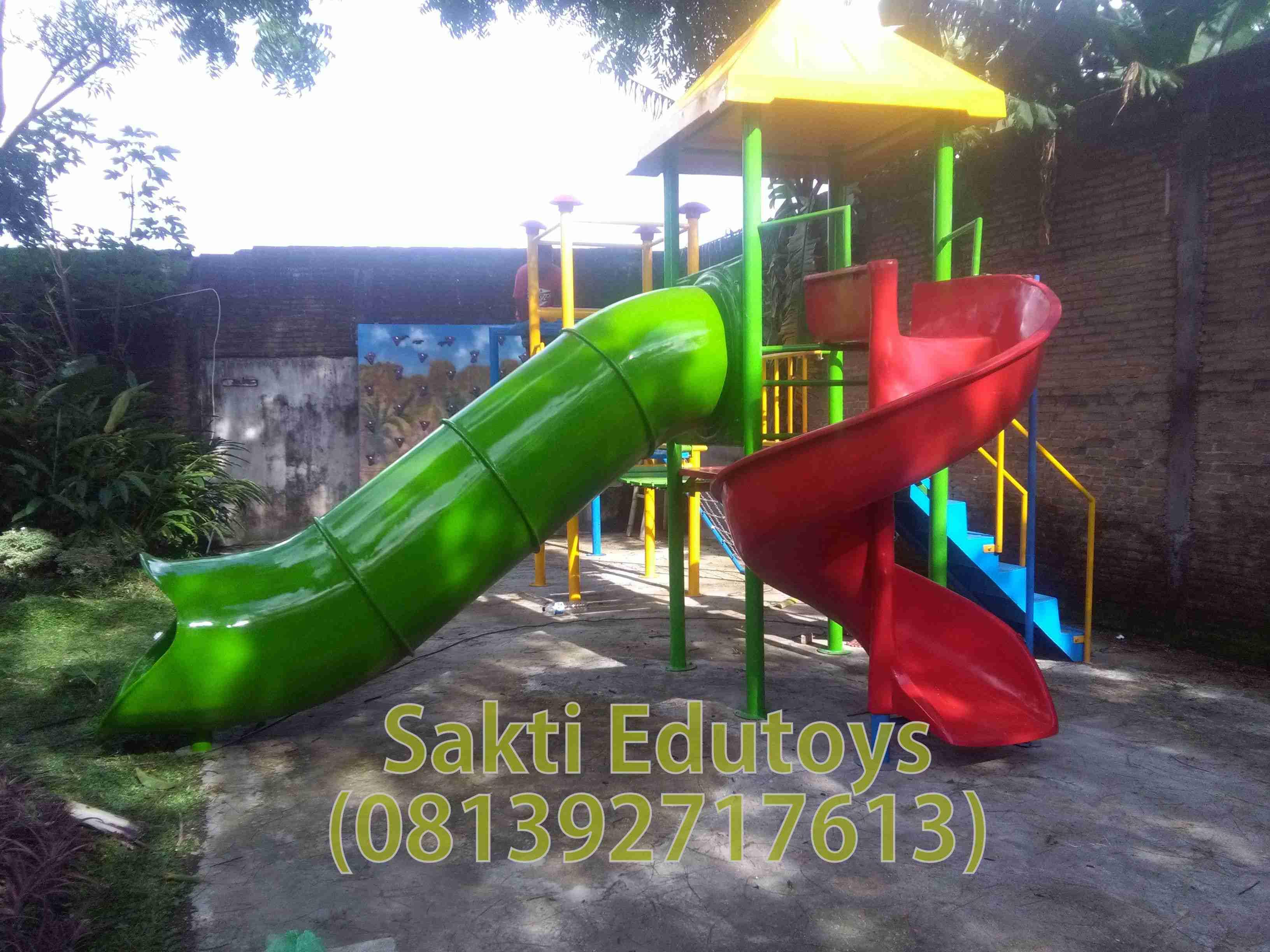 jual playground anak outdoor murah