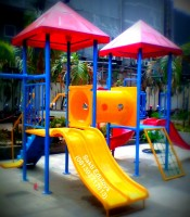 jual playground outdoor