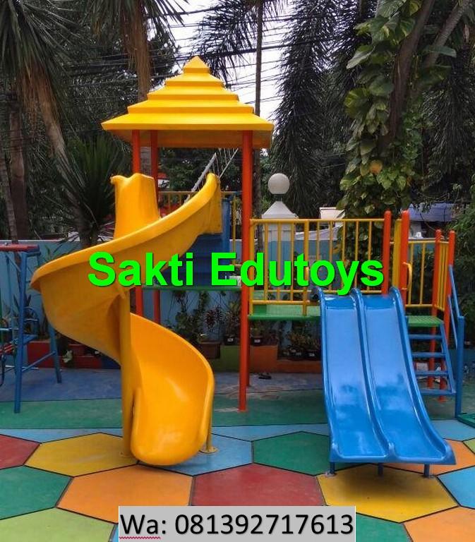 Pusat produsen jual playground anak surabaya jember sidoarjo harga murah