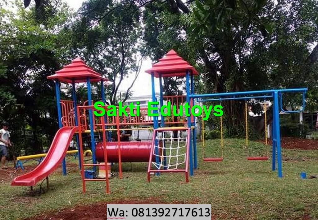 pusat jual mainan wahana playground anak surabaya siap kirim seluruh Indonesia
