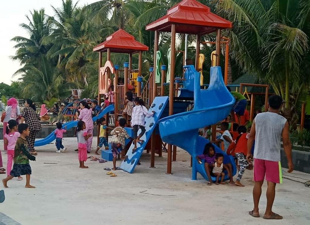 12 wahana playground anak gratis yang bisa Anda kunjungi di jakarta untuk liburan