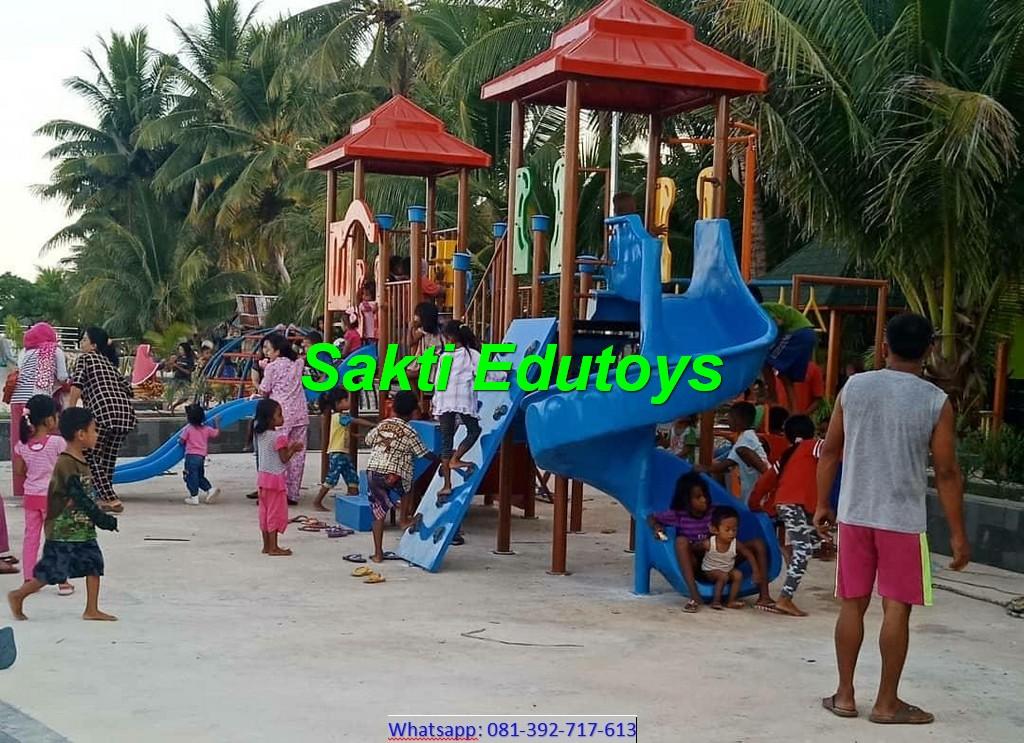 Playground Anak yang Kian Populer di Tengah Masyarakat di era digital